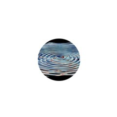 Wave Concentric Waves Circles Water 1  Mini Magnets