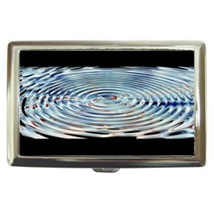 Wave Concentric Waves Circles Water Cigarette Money Cases