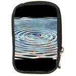 Wave Concentric Waves Circles Water Compact Camera Cases Front