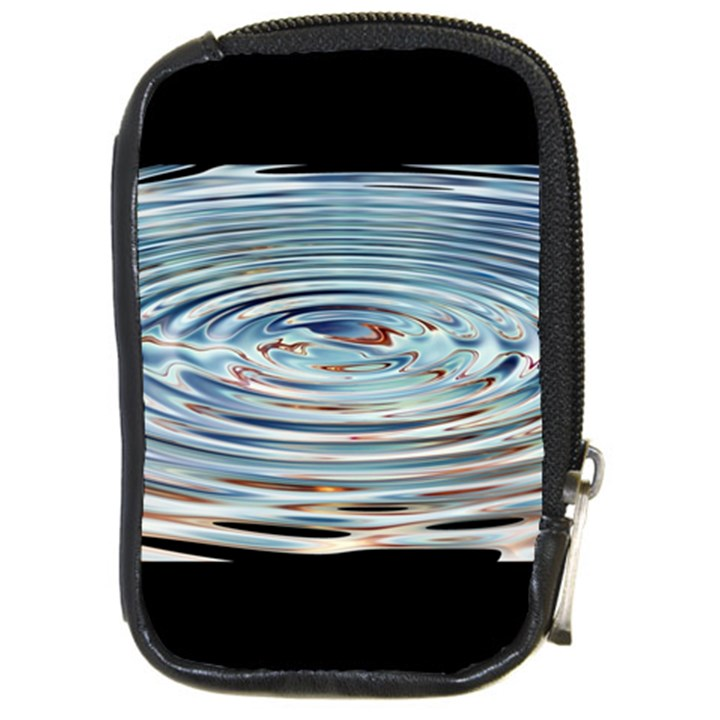 Wave Concentric Waves Circles Water Compact Camera Cases