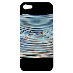 Wave Concentric Waves Circles Water Apple iPhone 5 Hardshell Case
