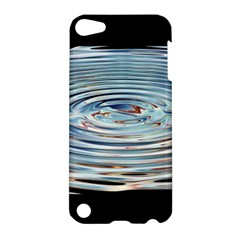 Wave Concentric Waves Circles Water Apple Ipod Touch 5 Hardshell Case