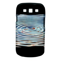 Wave Concentric Waves Circles Water Samsung Galaxy S III Classic Hardshell Case (PC+Silicone)