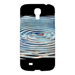 Wave Concentric Waves Circles Water Samsung Galaxy S4 I9500/I9505 Hardshell Case