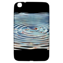 Wave Concentric Waves Circles Water Samsung Galaxy Tab 3 (8 ) T3100 Hardshell Case