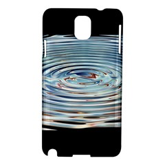 Wave Concentric Waves Circles Water Samsung Galaxy Note 3 N9005 Hardshell Case