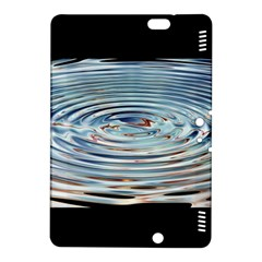 Wave Concentric Waves Circles Water Kindle Fire HDX 8.9  Hardshell Case
