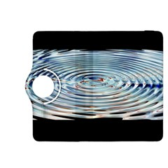 Wave Concentric Waves Circles Water Kindle Fire Hdx 8 9  Flip 360 Case
