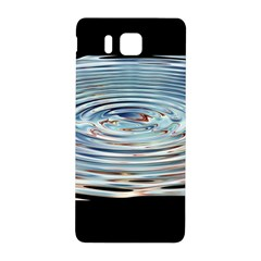 Wave Concentric Waves Circles Water Samsung Galaxy Alpha Hardshell Back Case
