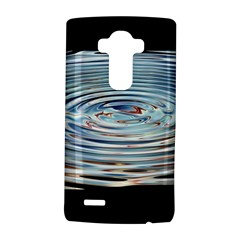 Wave Concentric Waves Circles Water LG G4 Hardshell Case
