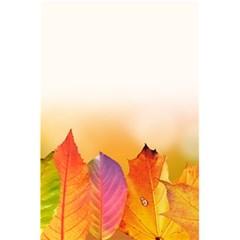 Autumn Leaves Colorful Fall Foliage 5 5  X 8 5  Notebooks