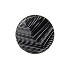 Paper Low Key A4 Studio Lines Hat Clip Ball Marker (4 pack)