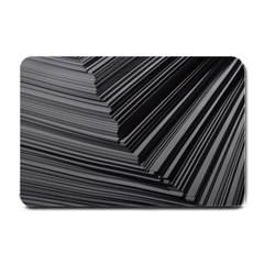 Paper Low Key A4 Studio Lines Small Doormat