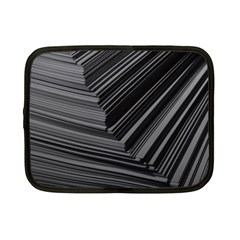 Paper Low Key A4 Studio Lines Netbook Case (Small)
