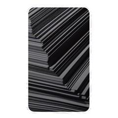 Paper Low Key A4 Studio Lines Memory Card Reader