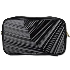 Paper Low Key A4 Studio Lines Toiletries Bags