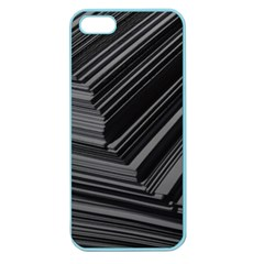 Paper Low Key A4 Studio Lines Apple Seamless Iphone 5 Case (color)