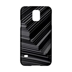 Paper Low Key A4 Studio Lines Samsung Galaxy S5 Hardshell Case