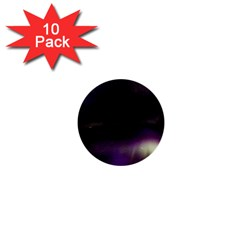 The Northern Lights Nature 1  Mini Buttons (10 pack)