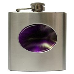The Northern Lights Nature Hip Flask (6 Oz)