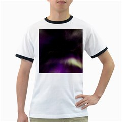 The Northern Lights Nature Ringer T-Shirts