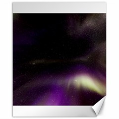 The Northern Lights Nature Canvas 16  X 20