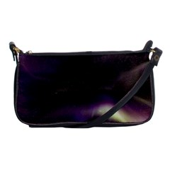 The Northern Lights Nature Shoulder Clutch Bags