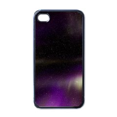 The Northern Lights Nature Apple Iphone 4 Case (black)