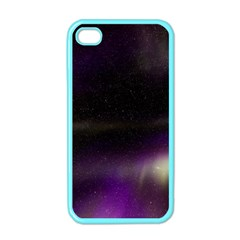 The Northern Lights Nature Apple iPhone 4 Case (Color)