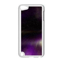 The Northern Lights Nature Apple iPod Touch 5 Case (White)