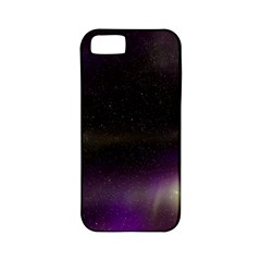 The Northern Lights Nature Apple iPhone 5 Classic Hardshell Case (PC+Silicone)