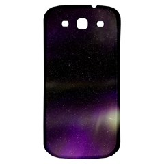 The Northern Lights Nature Samsung Galaxy S3 S III Classic Hardshell Back Case