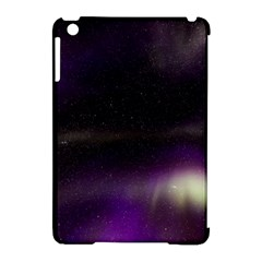The Northern Lights Nature Apple iPad Mini Hardshell Case (Compatible with Smart Cover)