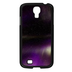 The Northern Lights Nature Samsung Galaxy S4 I9500/ I9505 Case (black)