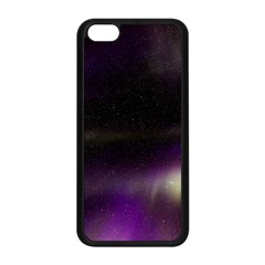 The Northern Lights Nature Apple iPhone 5C Seamless Case (Black)