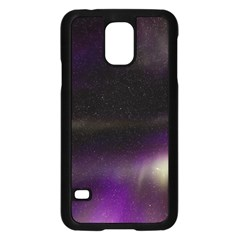 The Northern Lights Nature Samsung Galaxy S5 Case (black)