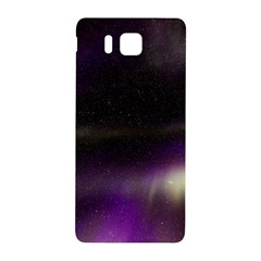 The Northern Lights Nature Samsung Galaxy Alpha Hardshell Back Case