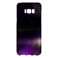 The Northern Lights Nature Samsung Galaxy S8 Plus Hardshell Case
