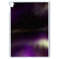 The Northern Lights Nature Apple Ipad Pro 9 7   White Seamless Case