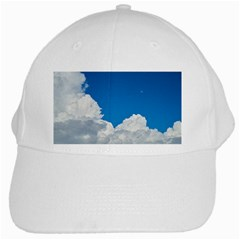 Sky Clouds Blue White Weather Air White Cap