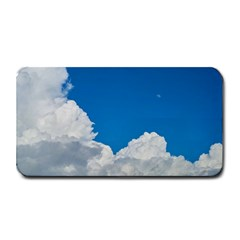 Sky Clouds Blue White Weather Air Medium Bar Mats