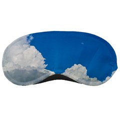 Sky Clouds Blue White Weather Air Sleeping Masks
