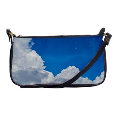 Sky Clouds Blue White Weather Air Shoulder Clutch Bags