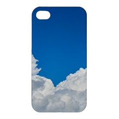 Sky Clouds Blue White Weather Air Apple Iphone 4/4s Hardshell Case