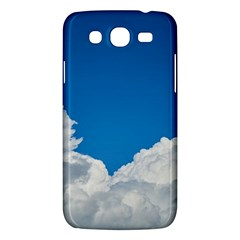 Sky Clouds Blue White Weather Air Samsung Galaxy Mega 5.8 I9152 Hardshell Case