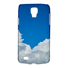 Sky Clouds Blue White Weather Air Galaxy S4 Active