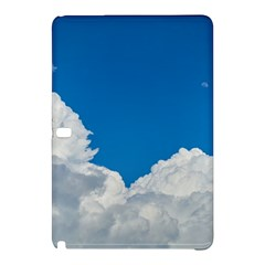 Sky Clouds Blue White Weather Air Samsung Galaxy Tab Pro 10 1 Hardshell Case