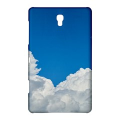 Sky Clouds Blue White Weather Air Samsung Galaxy Tab S (8.4 ) Hardshell Case