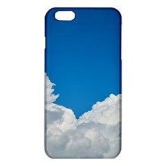 Sky Clouds Blue White Weather Air Iphone 6 Plus/6s Plus Tpu Case