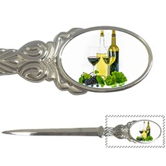 White Wine Red Wine The Bottle Letter Openers